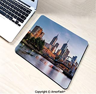 Thick Printed Art Mousepad - Rubber Mouse Pad,Computer,PC,Keyboard,9.8