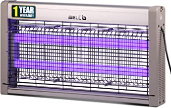iBELL 6W OS231K Insect Killer Machine / Bug Zapper/Fly Catcher for Home Restaurants, Hotels & Offices, Insect Control - White