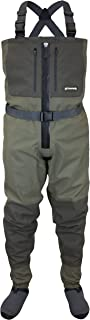 COMPASS 360 Deadfall Z Zippered Stockingfoot Breathable Chest Wader