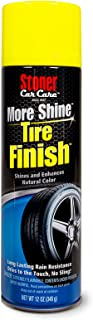 Stoner Car Care 91094-6PK More Shine Tire Finish 12-Ounce Can-Case of 6, 72. Fluid Pack
