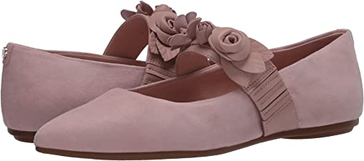 Pale Rose Suede/Nappa