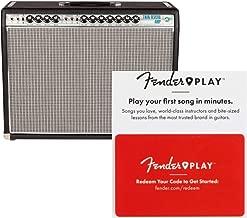 Fender 68 Custom Twin Reverb 85-watt 2x12in Tube Combo Amp w/Fender Play Prepai