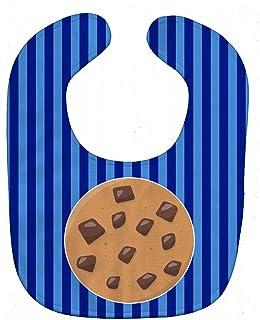 Caroline's Treasures Baby Bib, Cookie Monster, Large