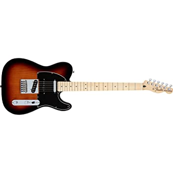 Fender Deluxe Nashville Telecaster Electric Guitar - Maple Fingerboard - 2-Color Sunburst