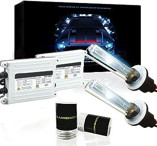 Lumenon 55w HID Kit 2 Year Warranty (9007 HB5, 10000K Ocean Blue)
