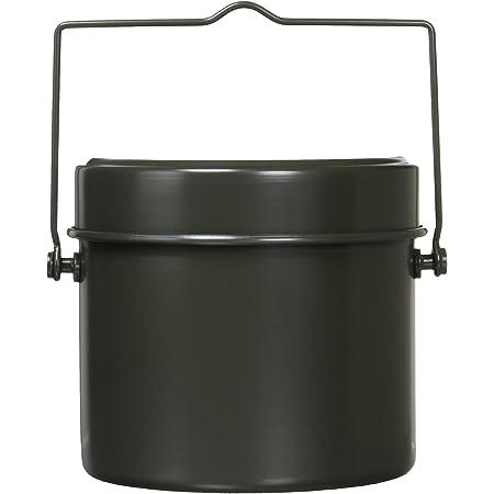 キャプテンスタッグ 林間 丸型ハンゴー (4号炊き) M-5546