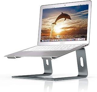 BoYata Stativ för laptop: Demonterbart med ventilation, bärbart notebookstativ kompatibelt med bärbar dator (10 tum ~ 16 t...