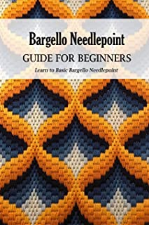 Bargello Needlepoint Guide for Beginners: Learn to Basic Bargello Needlepoint: Modern Bargello Book