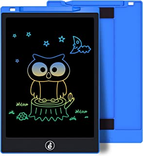 Kids Drawing Writing Boards LCD Writing Tablet, 10 Inch Electronic Colorful Screen Doodle..