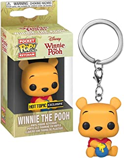 Funko Pocket Pop! Keychain: Winnie the Pooh(Exc), Action Figure - 45287
