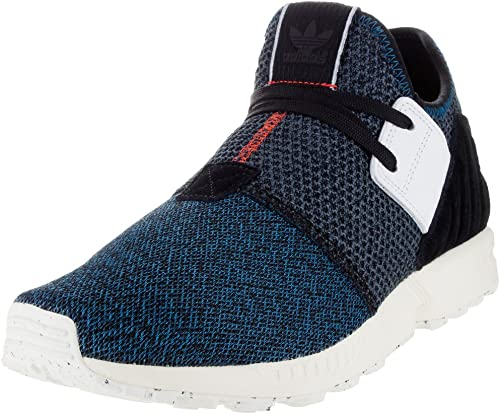 Adidas Zx Flux Plus Originales Surpet   cnegro   oblanco zapato 8 Correr con nosotros