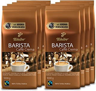 Barista Caffè Crema Hele bundel