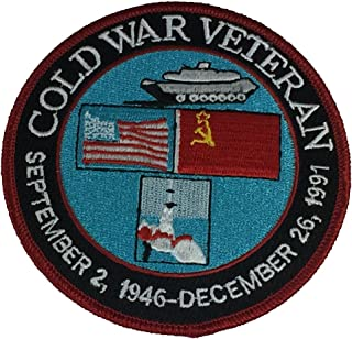 COLD WAR VETERAN SEPTEMBER 2, 1946 - DECEMBER 26, 1991 WITH TANK AND FLAGS 4