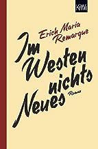Im Westen nichts Neues: Roman. Ohne Material. (German Edition)