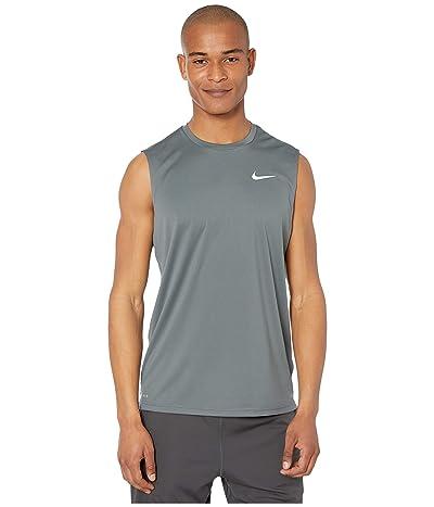Nike Essential Sleeveless Hydroguard (Iron Grey) Men
