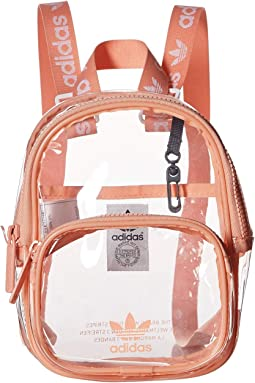 Originals Clear Mini Backpack