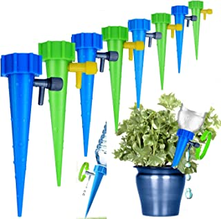 ODIN-Watering Kits - 18/12/6pcs Auto Drip Irrigation Watering System Automatic Watering Spike for Plants Flower Indoor Hou...
