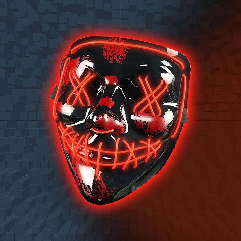 DONYA Máscara de Halloween.