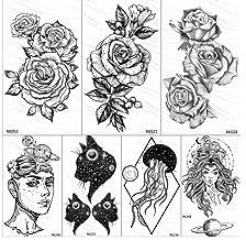 Mejor Tattoo Rose Art de 2021 - Mejor valorados y revisados