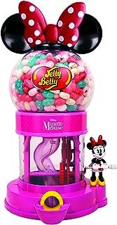 Disney Minnie Mouse Bean Machine w/ 1oz Jelly Belly JellyBeans