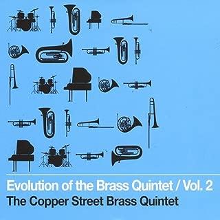 Evolution of the Brass Quintet, Vol. 2