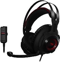 HyperX Cloud Revolver - Estéreo Auriculares de Gaming de Diadema Cerrados con micrófono (para PCs/Xbox One/PS4/Wii U/Mac)