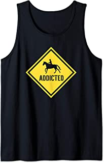 Equestrian Horse Girl. I Love My Horses Riding Gifts Tank Top