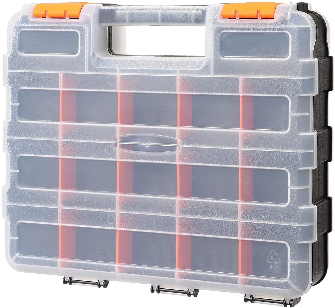 CASOMAN Double Side Max 65% OFF Tool Organizer Resistant with Max 40% OFF Polymer Impact