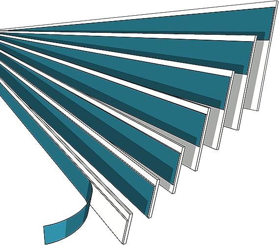 Fensterleisten Flachleisten in grau 50 m golden-oak 1 m bis 50 m Made in Germany braun Fensterleiste Flachleiste Abdeckleiste 30mm H/öhe dunkelbraun MIT LIPPE 3,30/€ //m anthrazit