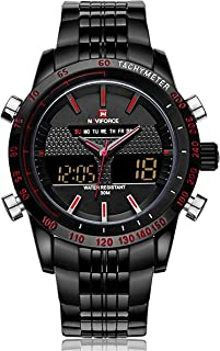Naviforce Casual Watch For Men Analog Stainless Steel - 34433