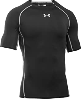 Under Armour Mens Ua Heatgear Short Sleeve Tees And T-Shirts (pack of 1)