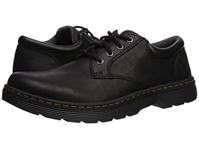 Dr. Martens Tipton Low Robson II (Black Forty Leather) Men
