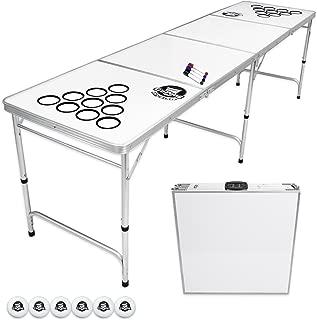 Best plastic beer pong table Reviews