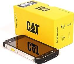 هاتف كات S40 ضد الماء - 16 جيجا، الجيل الرابع ال تي اي، اسود