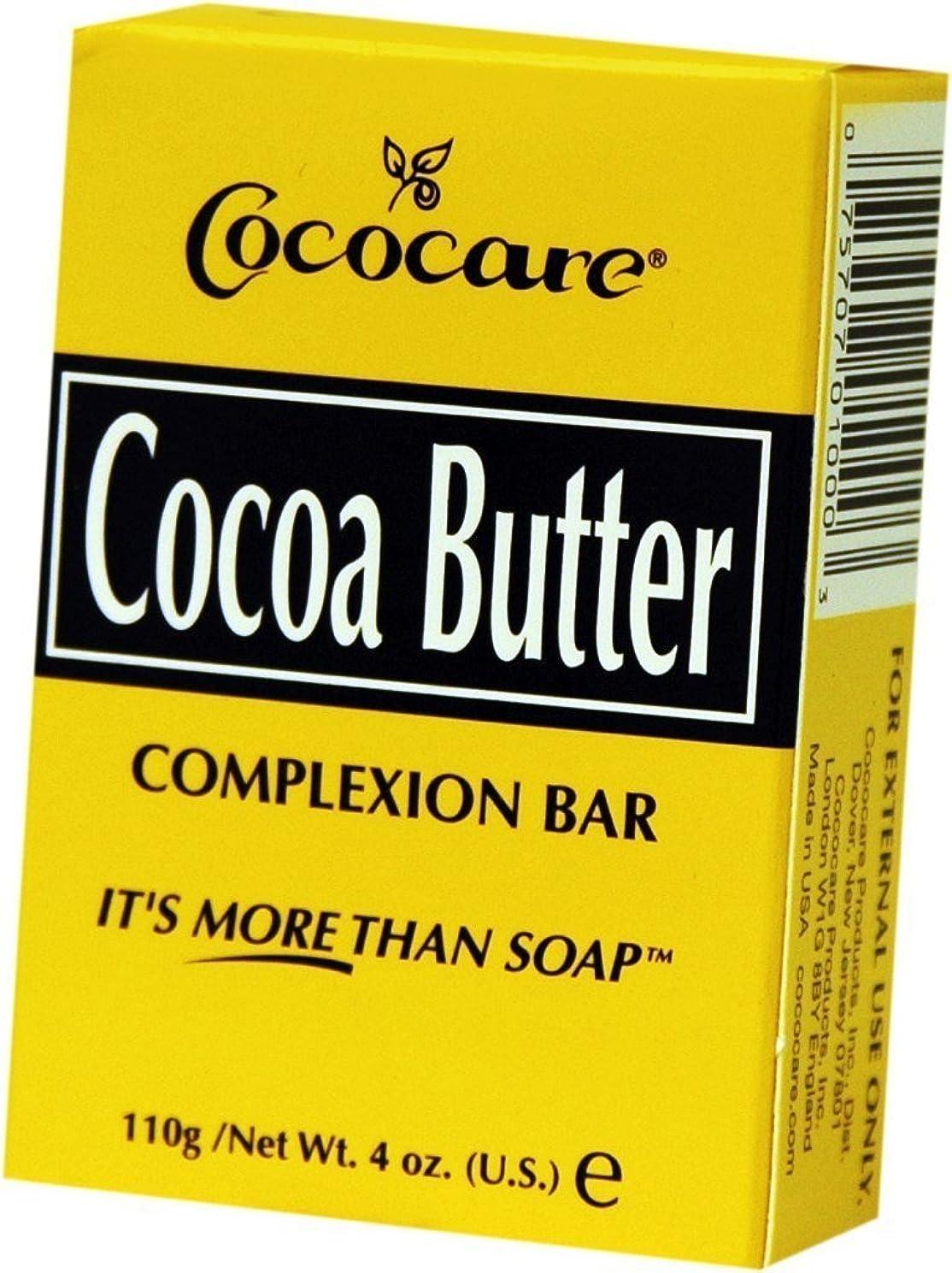 ラッドヤードキップリング放射性選択するCococare, Cocoa Butter Complexion Bar, 4 oz (110 g)