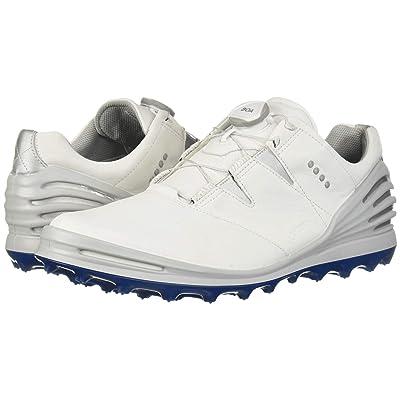 ECCO Golf Cage Pro Boa 2 GORE-TEX(r) (White) Men