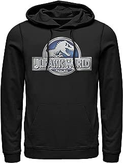Jurassic World Men's T. Rex Logo Hoodie