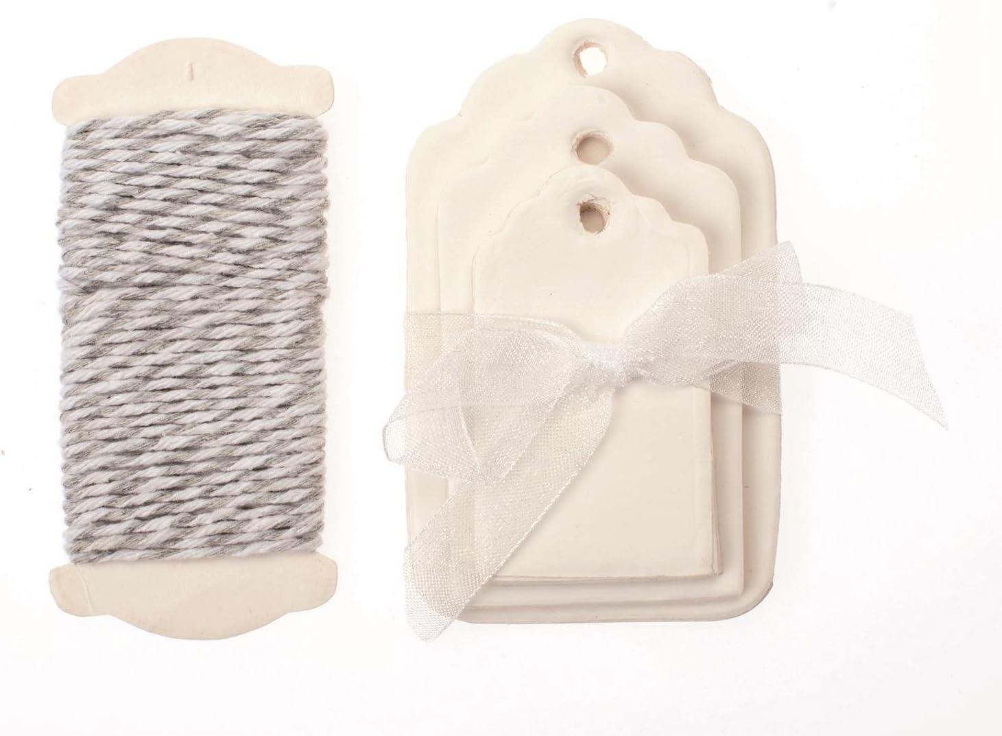 Glorex 1222654Paper Labels White 12x 0.5cm Sale price 8.5x quality assurance