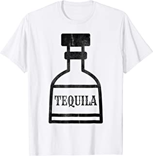 Tequila Costume Shirt - Tequila Bottle Halloween Costume
