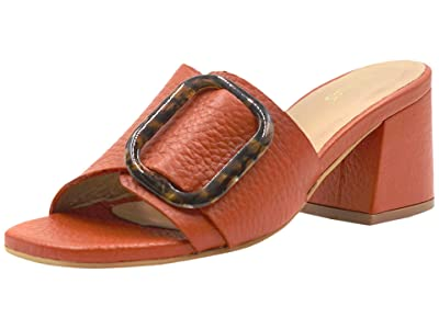 KAANAS Comino Buckle Heel (Tomatoe) Women