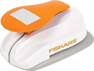 Fiskars Lever Punch Rectangle Planner Punch (1.875 X 3 Inch)