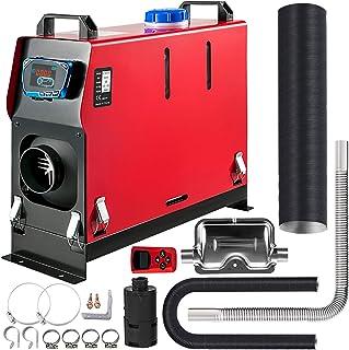 VEVOR 12 V nagrzewnica powietrza na olej napędowy, 5 kW, ogrzewanie diesla, ogrzewanie powietrzem na olej napędowy, ogrzew...