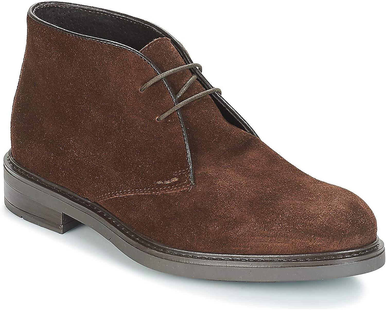 André Boheme Ankle Boots Boots Men Brown Mid Boots