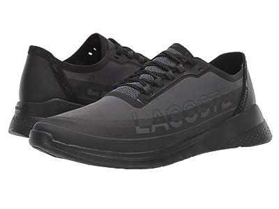 Lacoste LT Fit 319 2 (Black/Black) Men