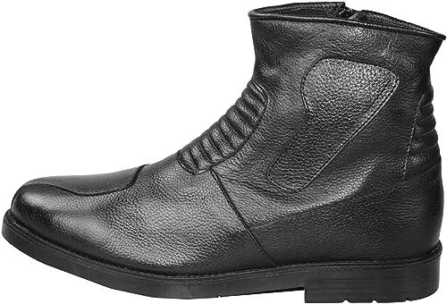 Unknown , bottes motardes mixte mixte adulte  confortablement