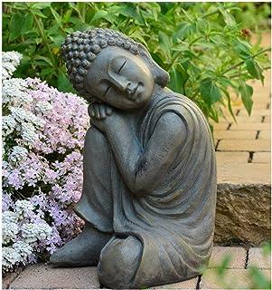 Bouddha d coration d 39 ext rieur jardin - Statue bouddha exterieur pour jardin ...