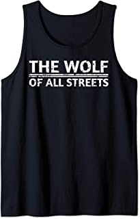 The Wolf Of All Streets T-Shirt Tank Top