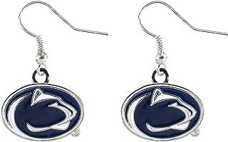 NCAA Womens NCAA Logo Dangler Earrings