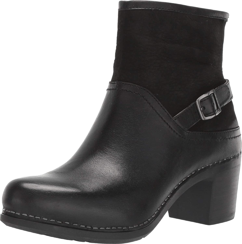 Dansko Women's Hayley Leather Boot