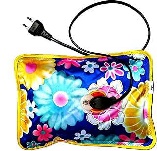 PEGASI Electric Rechargeable Heating Pouch Hot Pad (Empty) with Auto-Cut (Assorted Design & Colour)